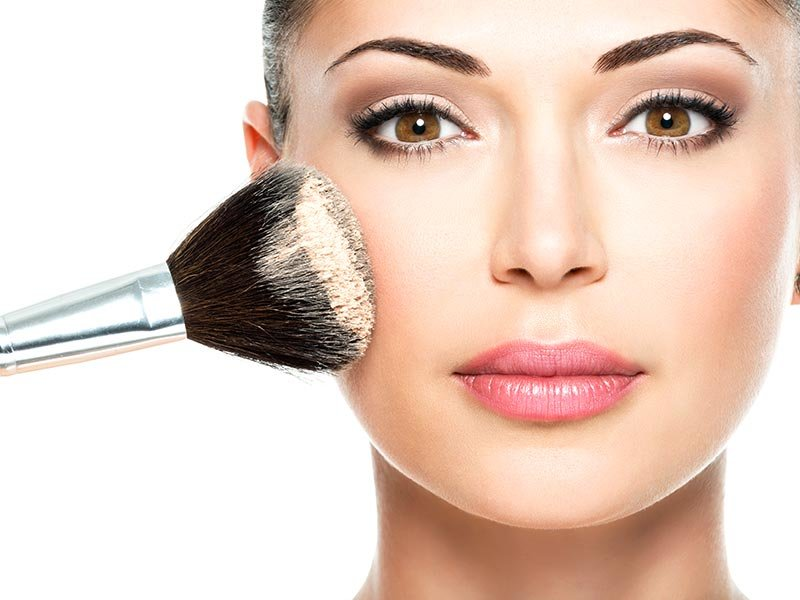 Услуги макияжа, визажа в Калининграде